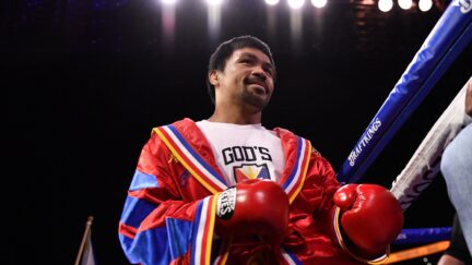 Manny Pacquiao to Run for President of the Philippines