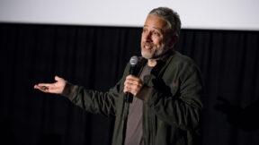 Jon Stewart at the Montclair Film Festival 2016 - Conversation With Norman Reedus, Jon Stewart And Filmmaker Awards