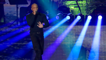 Dr. Dre performing