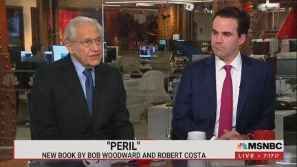 Bob Woodward: Biden Ignored Advice on Afghanistan
