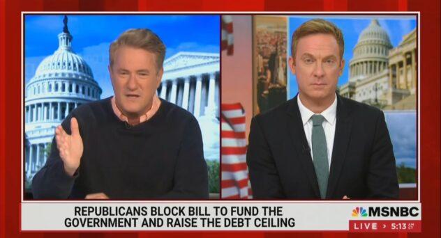 Joe Scarborough Calls Republicans Socialists