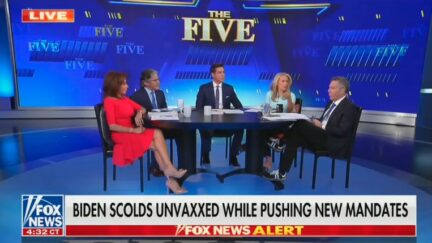 The Five reacts to Joe Biden's speech
