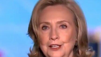 Hillary Clinton on 'CBS Mornings'
