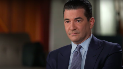 Scott Gottlieb discusses social distancing requirement on Face the Nation