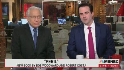 Bob Woodward, Rob Costa on Morning Joe