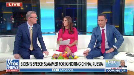 Fox & Friends Breaks Down Joe Biden's UN Speech