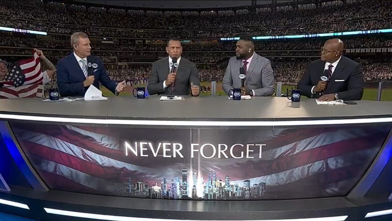 MLB on Fox broadcasts pre-game show over Citi Field 9/11 ceremony