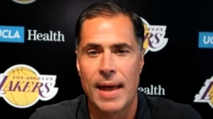 Lakers GM Rob Pelinka says team will be fully vaccinated