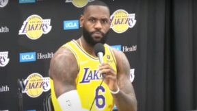 LeBron James discusses decision to get vaccinated