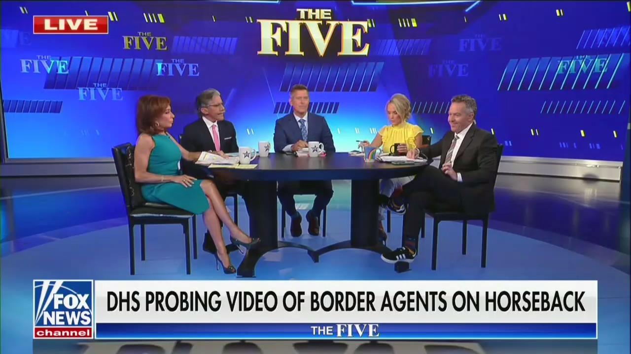 Fox News show The Five