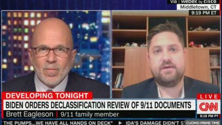 9/11 Family Member Brett Eagleson Reacts to Biden Executive Order