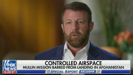 Markwayne Mullin Defends Afghanistan Rescue Attempt