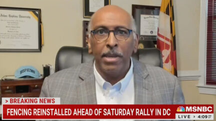 Michael Steele Goes Off on GOP Over the Big Lie