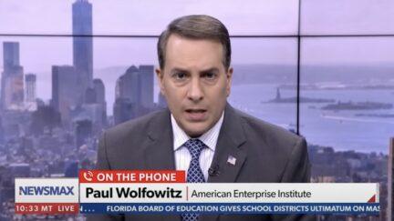 tom basile on newsmax
