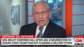 Bob Woodward Defends Mark Milley After Hearing