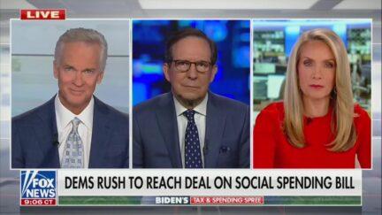 Chris Wallace Says Biden Rhetoric 'Doesn't Hold Up'
