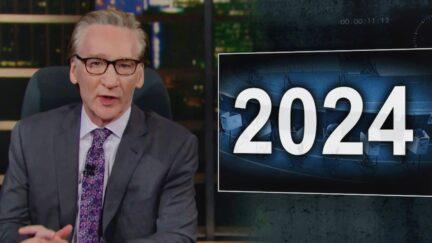 Bill Maher 2024 prediction