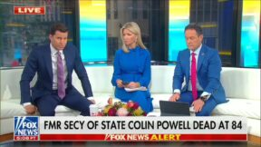 Will Cain Focuses on Colin Powell Being Fully Vaccinated