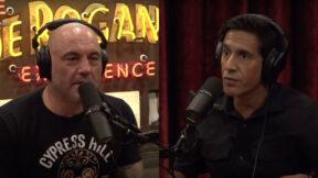Sanjay Gupta and Joe Rogan on Joe Rogan Experience
