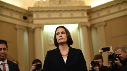 Fiona Hill testifies before Congress in Trump impeachment hearings