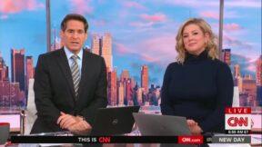 CNN morning show New Day