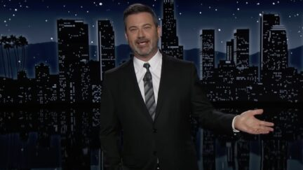 Jimmy Kimmel Tears into AT&T for Pumping Tens of Millions of Dollars into OAN