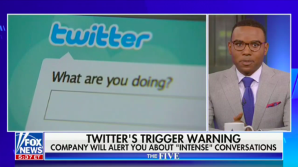 The Five discusses Twitter's new warning messages
