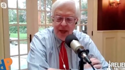 Dennis Prager says he has Covid-19