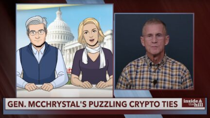 General Stanley McChrystal on Tooning Out the News