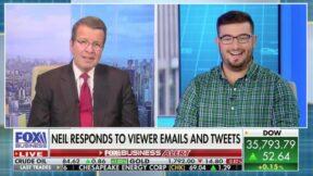 Neil Cavuto, Mike Lotito on Fox Business