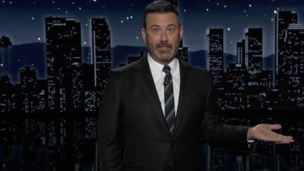 Jimmy Kimmel roasts GOP Members of Congress