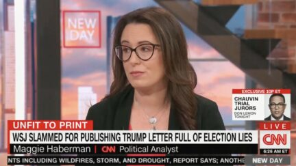 Maggie Haberman on Trump's Repitition