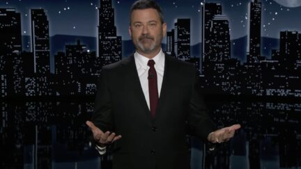 Jimmy Kimmel roasts Tucker Carlson on Jimmy Kimmel Live