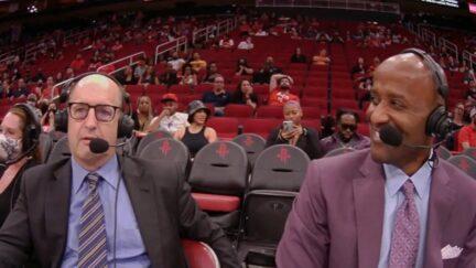 Jeff Van Gundy roasts NBA's anti-vaxxers