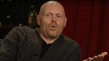 Bill Burr rips NFL for its breast cancer awareness