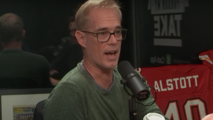 Joe Buck says he once peed in a bottle during a broadcast