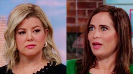 Stephanie Grisham Tells CNN's Brianna Keilar that Fox News Helped Trump 'Disseminate' to Jan. 6 Rioters