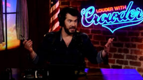 Steven Crowder Makes Racist Jokes About Reporter's Appearance