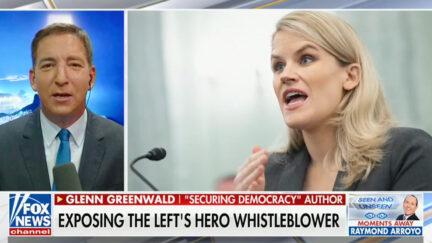 Glenn Greenwald Says Frances Haugen Not a Brave Whistleblower