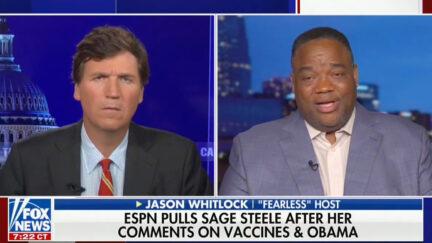 Jason Whitlock Attacks Obama to Tucker Carlson